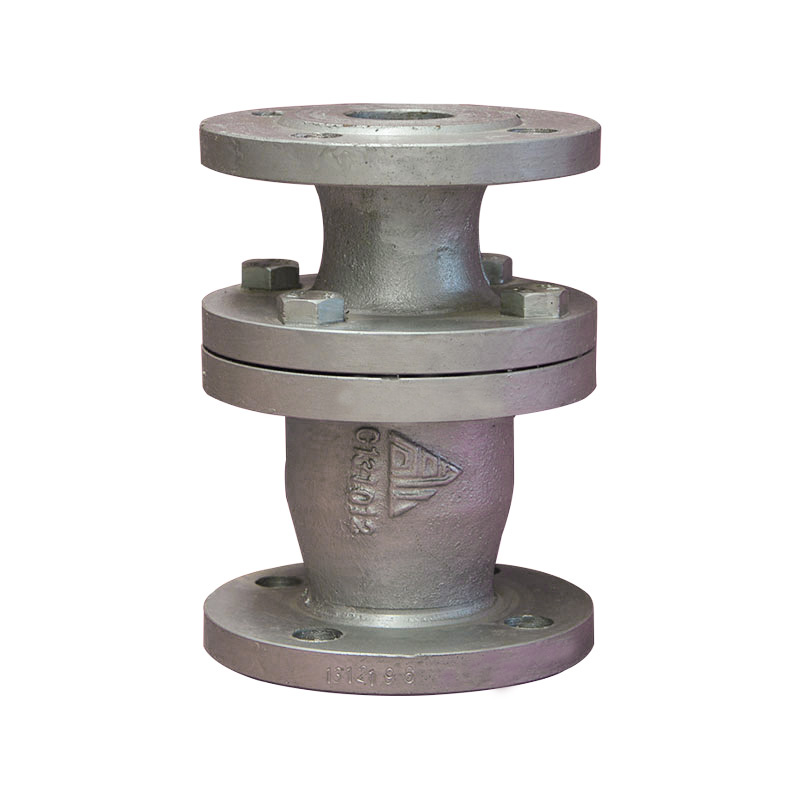 【高山】H42H立式法蘭止回閥(升降式)25公斤