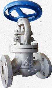 【高山】J41H法蘭截止閥 (蒸汽式) 25公斤